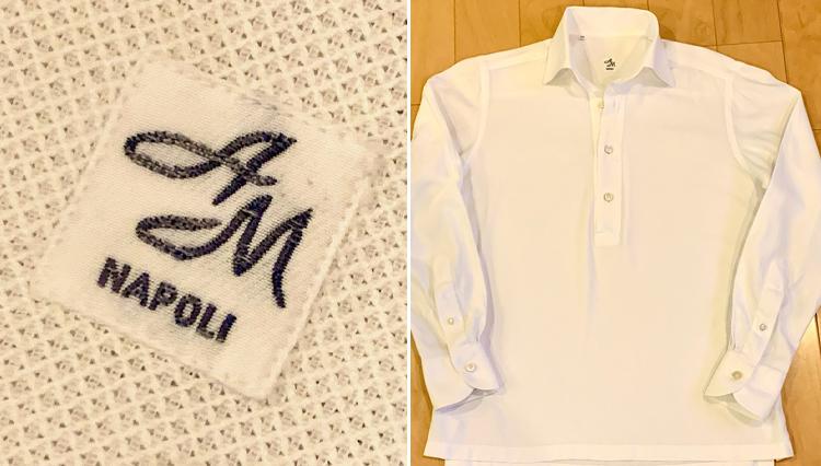 ビームス中村さんが20年着続けたい、ナポリ仕立てのシャツとは……?