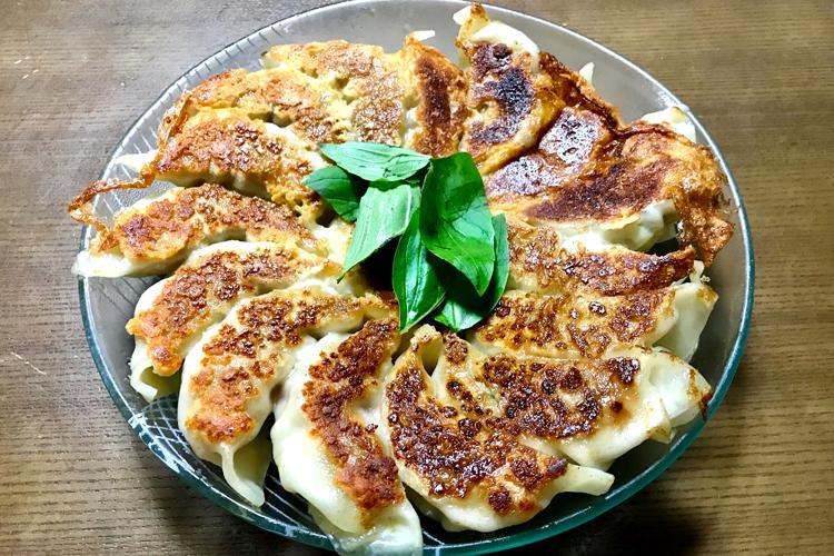 イタリアン焼餃子