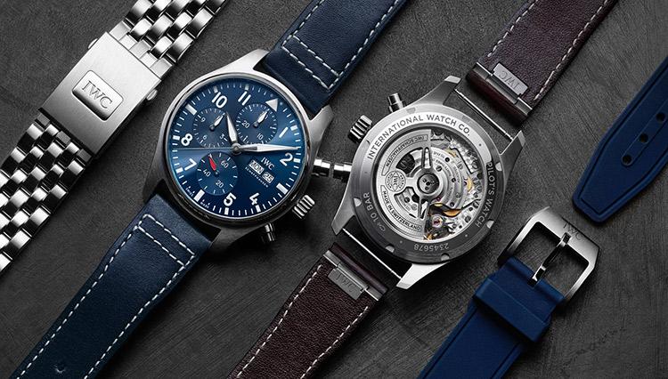 IWC CEOクリストフ・グランジェ・ヘア氏に聞く2021年新作時計の見どころとは?