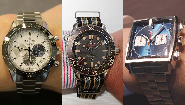 「指名買いが多い新作腕時計はどれ?」全国の有名時計店でズバリ聞いてみた!