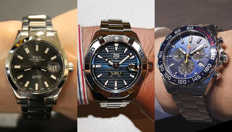 「20万円前後で買えるブランドウォッチ」全国有名時計店のオススメBest3を比べると?