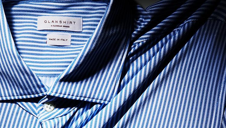 どんなシャツよりも伸びる!? 最高級のイタリア製シャツを発見