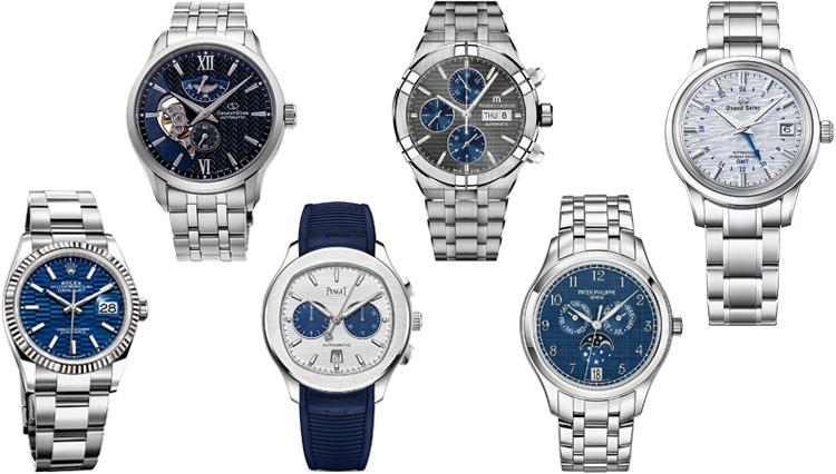 人気ブランドの腕時計は「ダイヤルの個性」で選ぶ【おすすめ6選】