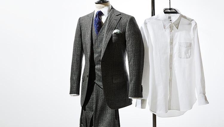 これぞ究極の清潔感!? 新時代の抗菌スーツ&シャツに注目!