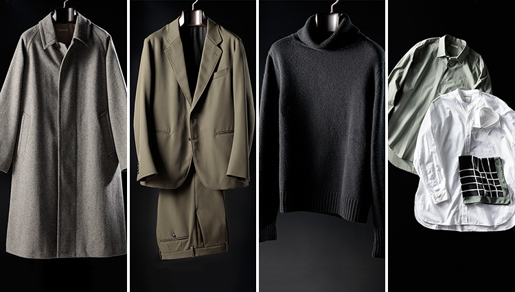 佇まいのある服「ユーゲン」のデザイナー小山雅人氏に聞いた