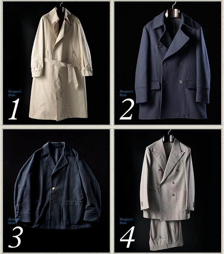 服飾業界人からの熱烈な支持で始まった無二のテーラリングブランド_ラ ファーヴォラ