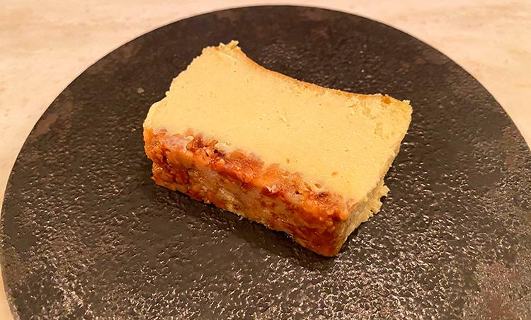 いっそう美味しくなったスーパー&ヘルシーフード ユーグレナチーズケーキ