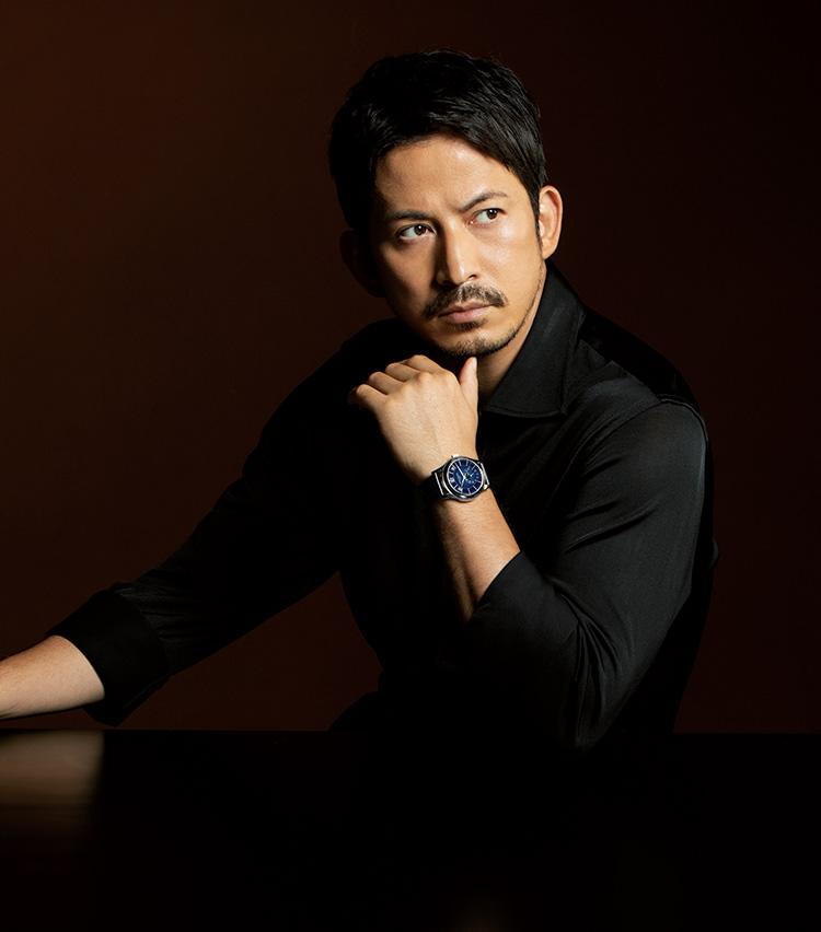 『燃えよ剣』インタビュー 岡田准一さん1