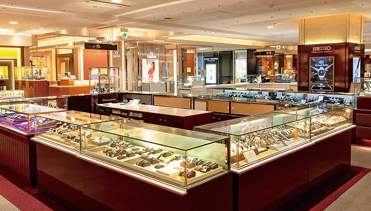 【大丸 福岡天神店】人気のダイバーズウォッチを有名時計店で聞いてみた