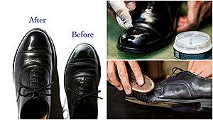 【靴磨き好きは必見!】2分でできる磨きのポイント集