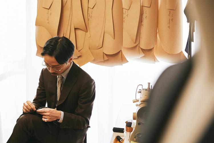 ARCHIES 里和慶一氏インタビュー