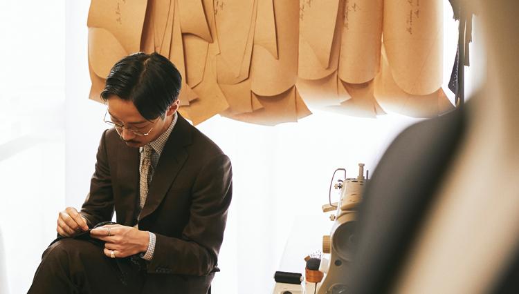 英国王室の服も仕立てた超実力派職人が日本に帰国!【ARCHIES 里和慶一氏】