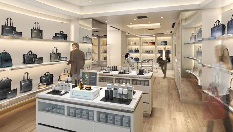 10周年に先立ち、ペッレ モルビダの銀座本店が移転リニューアル【ひと言ニュース】