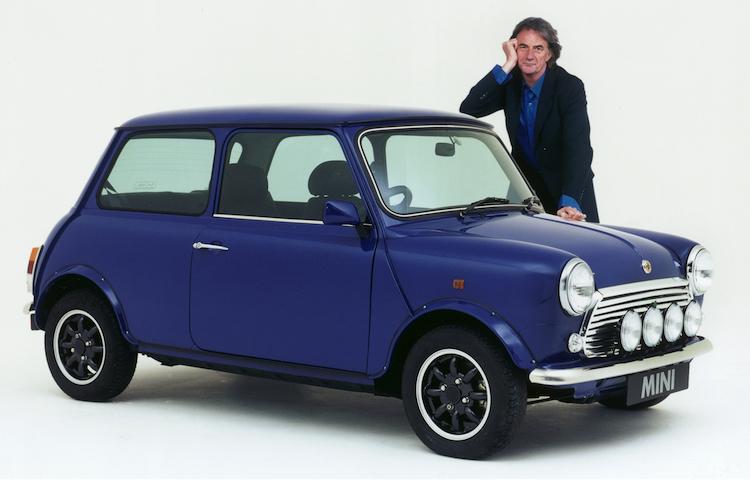 998年にリリースされた初のコラボモデルであるポール・スミス ミニとポール・スミス氏