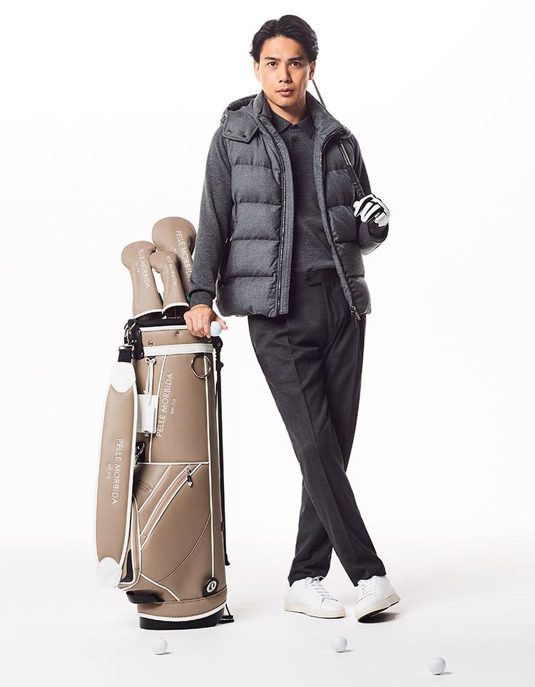 「ペッレ モルビダ」のゴルフコレクション1