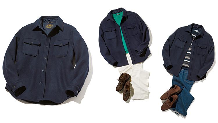 【Nakamura's BASIC】CPOジャケットはあくまでベーシックに着るのがコツ