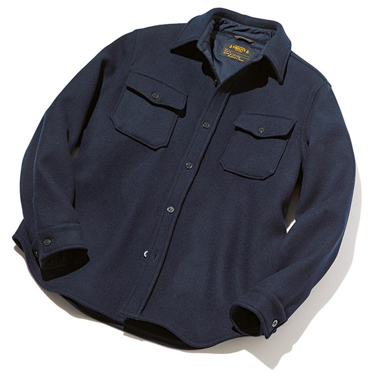 フィデリティのCPOジャケット