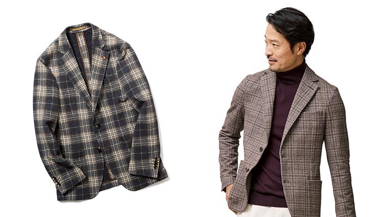 仕事で着るジャージージャケットは「無地」より「柄物」がオススメ!?