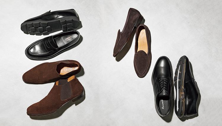 そろそろ足元を見直したい「仕事をラクにする」革靴4選