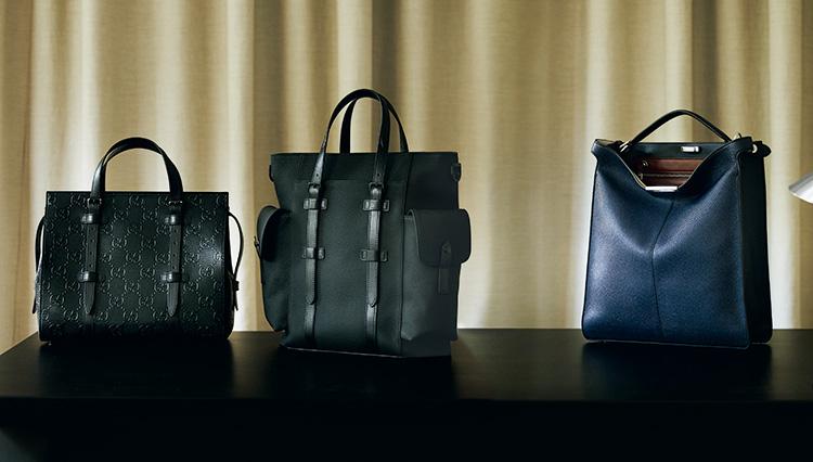 仕事の鞄はやっぱりメゾンブランドから選びたい【極上の3選】