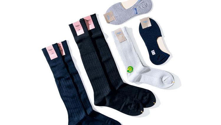 メンズの靴下は「いいもの見つけてセット買い」が断然スマートです!