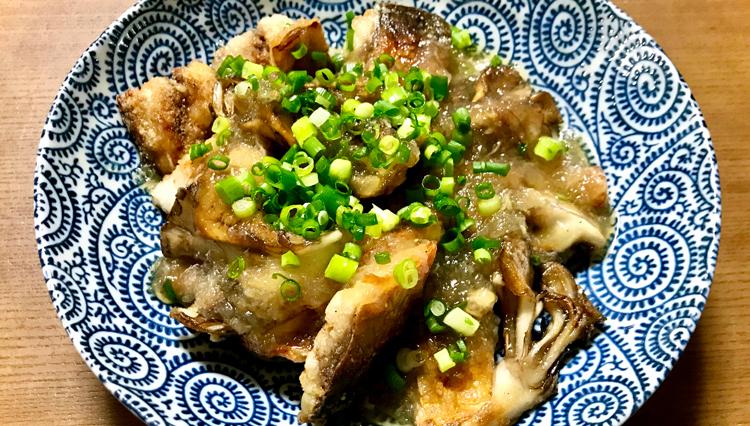 30分で日本酒と相性抜群な小料理屋の味!「塩鯖と舞茸のおろし餡かけ」